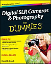 Digital SLR Cameras and Photography For Dummies (eBook)