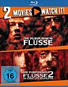 Doppel-Schocker: Die purpurnen Flüsse + Die purpurnen Flüsse 2 - 2 Disc Bluray