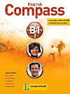 English Compass: Niveau.B1 Students Book, m. 2 Audio-CD/CD-ROMs
