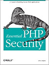 Essential PHP Security (eBook)