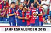 FC Basel Kalender 2015