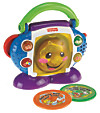 Fisher-Price Lernspass CD-Player