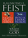 Flight of the Night Hawks, Into a Dark Realm, Wrath of a Mad God (eBook)