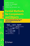 Formal Methods for Components and Objects, FMCO 2003