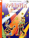 Fridolin goes Pop, für 2 Gitarren, Spielpartitur, m. Audio-CD