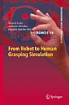 From Robot to Human Grasping Simulation