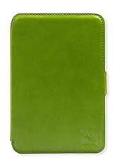 Gecko Covers Slimfit Tasche für Tolino Shine, (Farbe: grün)
