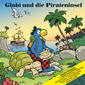 Globi und die Pirateninsel, GLOBI, Belletristik