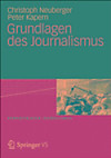 Grundlagen des Journalismus (eBook)