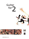 Guitar for 2, Band 1, mit Audio-CD