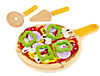Hape - Homemade Pizza, Pizza-Set, 31tlg,