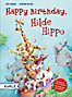 Happy Birthday, Hilde Hippo, m. Audio-CD