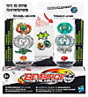 Hasbro Beyblade Metal Masters Battle Top Faceoff