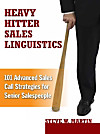 Heavy Hitter Sales Linguistics (eBook)