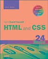 HTML and CSS in 24 Hours, Sams Teach Yourself (eBook)