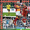 International Champions, Broschürenkalender 2014