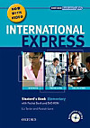 International Express: Elementary, Student's Book w. Pocket Book, MultiROM and DVD-ROM