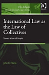 International Law as the Law of Collectives (eBook)