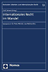 Internationales Recht im Wandel
