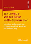 Interpersonale Kommunikation und Medienwirkungen
