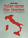 Italian Horror Film Directors (eBook)