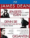 James Dean Collection Bluray Box