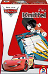 Kniffel Kids (Kinderspiel), Cars