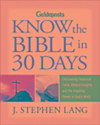 Know the Bible in 30 Days (eBook)
