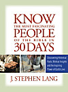 Know the Most Fascinating People of the Bible in 30 Days (eBook)