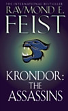 Krondor: The Assassins (The Riftwar Legacy, Book 2) (eBook)