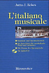 L' italiano musicale, m. Audio-CD