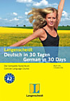 Langenscheidt Deutsch in 30 Tagen - German in 30 Days, m. 2 Audio-CDs