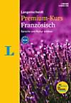 Langenscheidt Premium-Kurs Französisch - Set mit 2 Büchern, 6 Audio-CDs, MP3-Download, Online-Tests und Sprachen-Zertifi