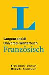 Langenscheidt Universal-Wörterbuch Französisch