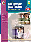 Language Arts, Grade 5 (eBook)