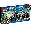 LEGO 70009 Legends of Chima Worriz' Grosser Wolfstruck