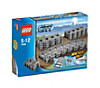 LEGO 7499 - City Flexible Schienen