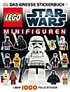 LEGO Star Wars Minifiguren, Das grosse Stickerbuch