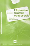L'Expression française écrite et orale, Corrigés des exercices