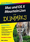 Mac und OS Mountain Lion für Dummies (eBook)