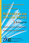 Merkbüchlein English Basics (eBook)