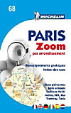 Michelin Karten: Bl.68 Paris Zoom par arrondissement