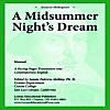 Midsummer Night's Dream Manual (eBook)