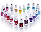"Mini-Nagellacke ""Colours"", 20tlg."