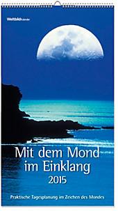 Mit dem Mond im Einklang Kalender 2015