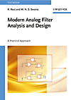 Modern Analog Filter Analysis and Design (eBook)