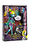 Monster High 13 Wünsche - Lagoona Blue