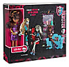 Monster High Clawdeen & Kaputtschinoecke