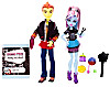 Monster High Laborpartner Abbey und Heath