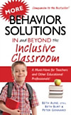 More Behavior Solutions In and Beyond the Inclusive Classroom (eBook)